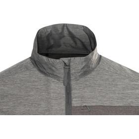 Shimano Transit Windbreaker Jacket Herren raven